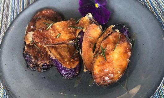 Crispy Eggplant