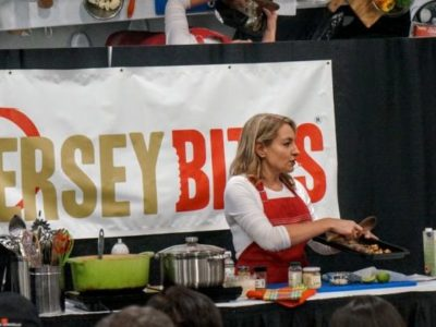 Julie Hartigans cooking demo