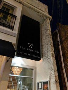 The Wine Bar, Highlands, A Lady Walks into a Bar, Gabrielle Garofalo, Jersey Bites