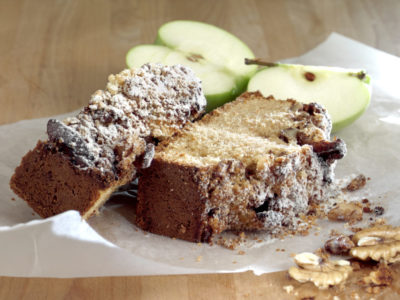 Apple Walnut Cake Recipe by Kings Market