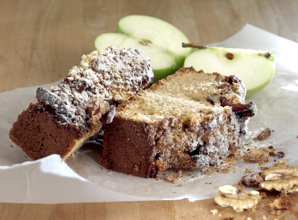 Apple Walnut Cake Recipe by Kings Market