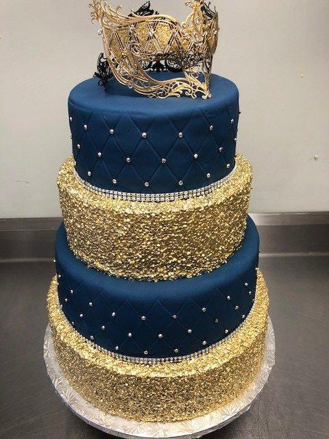 Custom cake, Gluten Free Gloriously, Abigail Lyon, Jersey Bites