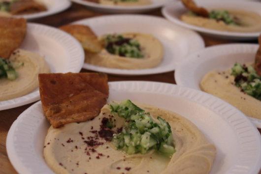 Mish Mish Cafe, Taste of Bloomfield