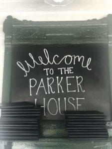 Parker House, A Lady Walks into a Bar, Gabrielle Garofalo, Jersey Bites
