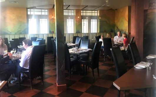 Copper Canyon dining area