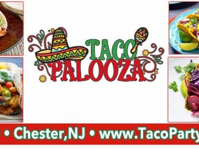 Tacopalooza in Chester NJ