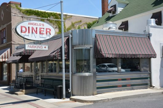 Angelo's Diner, Route 322 Diners, Michael Gabriele, Jersey Bites