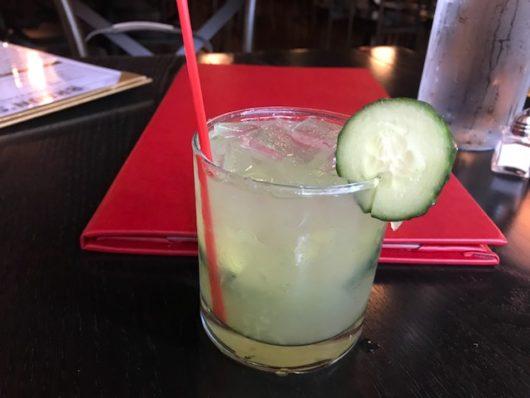 Braun's Tavern, Gin Gimlet, Veronique Deblois, Jersey Bites