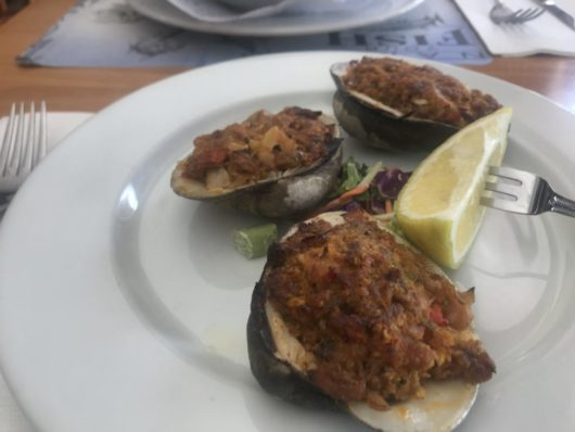 Clams, Bahr's Landing, A Lady Walks into a Bar, Gabrielle Garofalo, Jersey Bites
