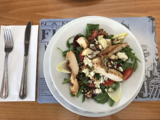 Twinlight Salad, Bahr's Landing, A Lady Walks into a Bar, Gabrielle Garofalo, Jersey Bites