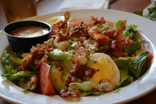 Maple Valley Diner, Michael Gabriele, Diners, Cobb salad