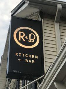 Gabrielle Garofalo, A Lady Walks into a Bar, Jersey Bites, Russel & Bette's, exterior