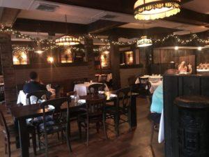 Gabrielle Garofalo, A Lady Walks into a Bar, Jersey Bites, Russel & Bette's, interior