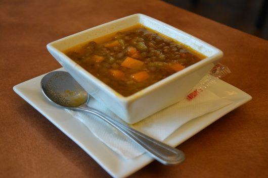 Maple Valley Diner, Michael Gabriele, Diners, Lentil soup