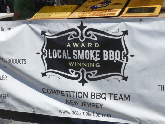 Local Smoke BBQ, NJ State BBQ Championships, Jersey Bites, Terry Krongold