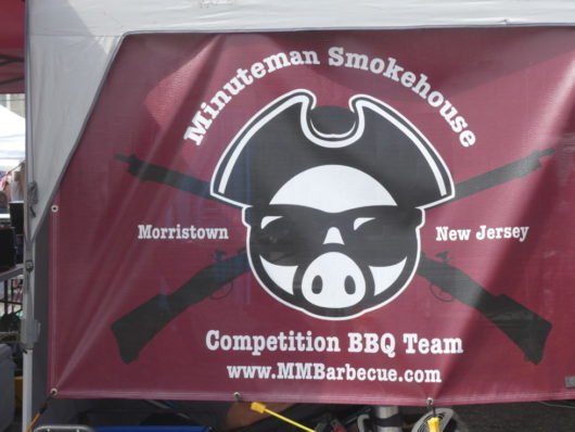 Minutemen Smokehouse, NJ State BBQ Championships, Jersey Bites, Terry Krongold