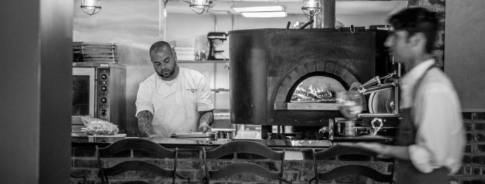 Chef Chez B2 Bistro + Bar Red Bank