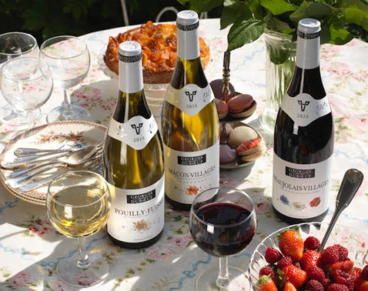 Les Vins Georges Duboeuf, Jersey Bites, Marina Kennedy
