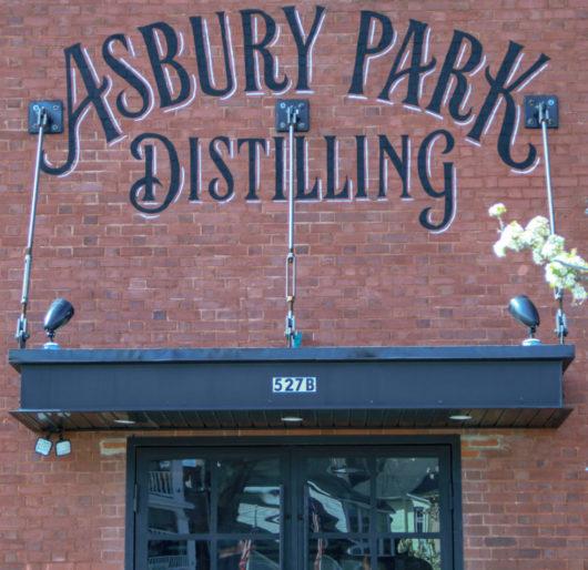 Distilleries, Julie Hartigan, Jersey Bites, Asbury Park Distilling