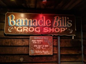 A Lady Walks into a Bar, Gabrielle Garofalo, Jersey Bites, Barnacle Bill's