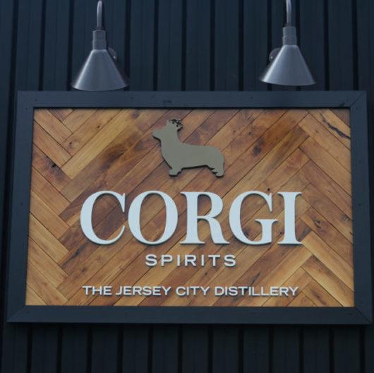 Distilleries, Julie Hartigan, Jersey Bites, Corgi Spirits
