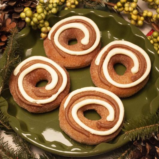 Krispy Kreme, Jon Faronea, Jersey Bites