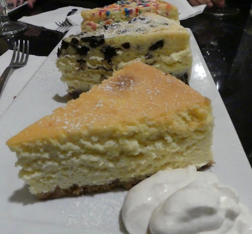 Terry Krongold, Anthony's Cheesecake, Bloomfield, Jersey Bites