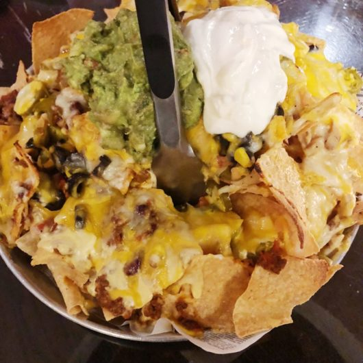 Nachos, Jersey Bites, Julia Mullaney, Sunset Pub and Grill