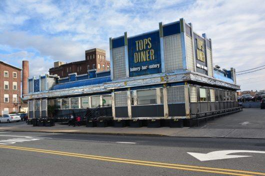 Michael Gabriele, Jersey Bites, Tops Diner, Malibu Diner