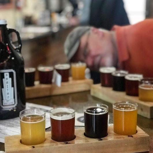 Brewery Tourism in NJ, Jersey Bites, Pete Culos, Beer Bites