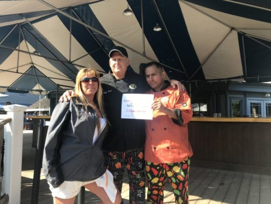St. Stephen's Green Publick House won People's Choice, Deborah Smith, Great Jersey Shore Burger Contest, Burgers, Jersey Bites
