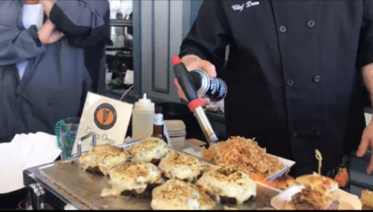 Deborah Smith, Great Jersey Shore Burger Contest, Burgers, Jersey Bites