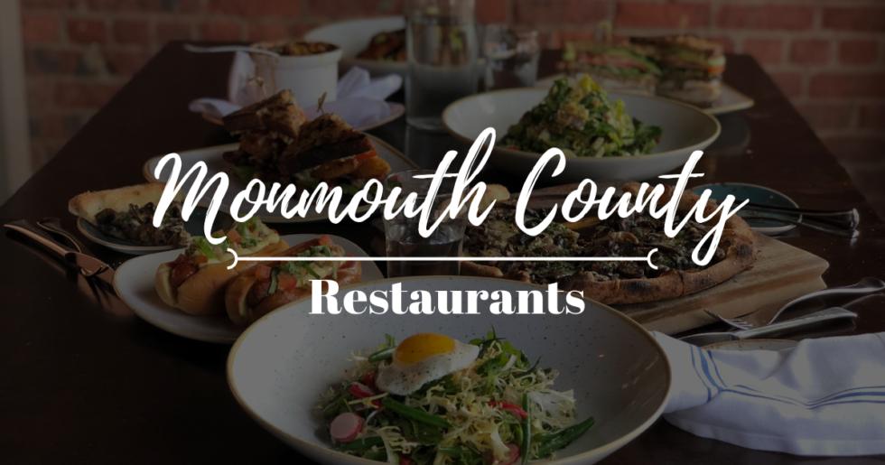 Monmouth County NJ Restaurants