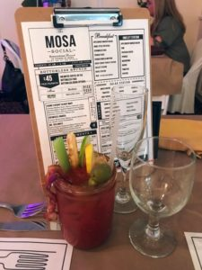 The Mosa Social, Piazza di Roma, Aberdeen, Monmouth County, Gabrielle Garofalo, A Lady Walks into a Bar, Jersey Bites