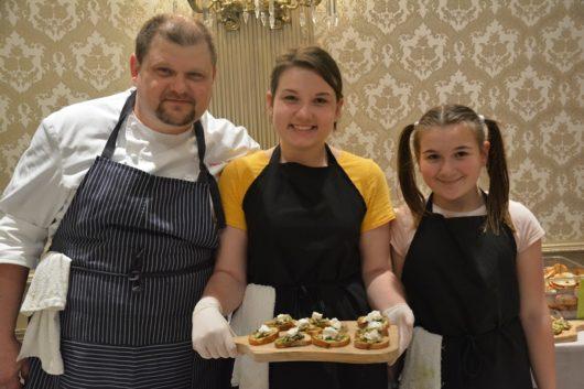 A Taste of Hope, Morristown, Michael Gabriele, Jersey Bites