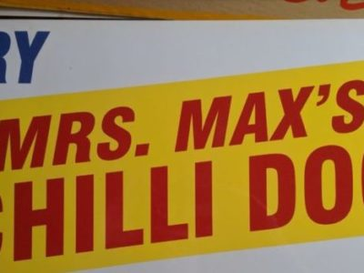 Mark Neurohr-Pierpaoli, Max's Bar & Grill, Long Branch, Monmouth County, Hot Dogs, Jersey Bites