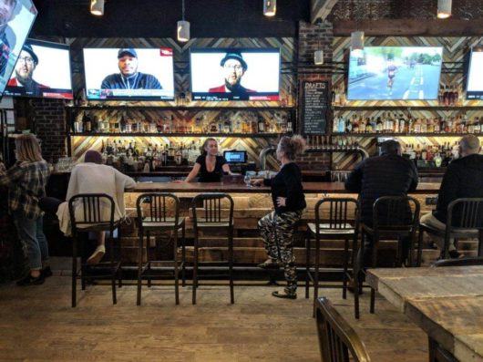 Red Rock Tap & Grill, Red Bank, Gabrielle Garofalo, A Lady Walks into a Bar, Jersey Bites