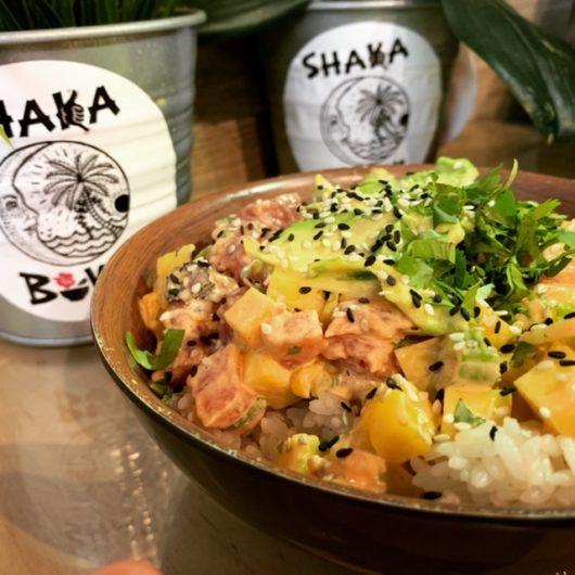 Shaka Bowl, Veronique Deblois, Hoboken, Jersey Bites