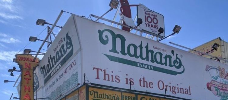 Montville, Nathan's Famous Hot Dog Eating Contest, Rene Rovtar, Mark Neurohr-Pierpaoli, Jersey Bites