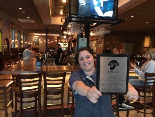 NJ Chef Profile Series, Meg LaManna, B2 Bistro + Bar, Point Pleasant Beach, Jersey Bites