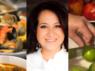 Marita Lynn, womenchefsnj, Julia Mullaney, My Kitchen Intuition