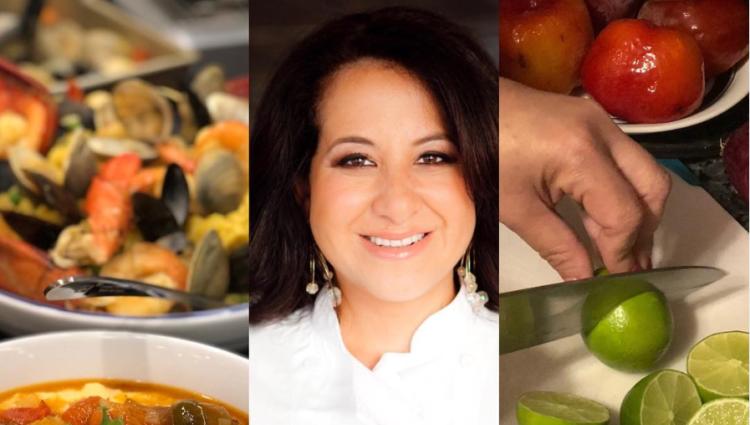 Marita Lynn, womenchefsnj, Julia Mullaney, My Kitchen Intuition
