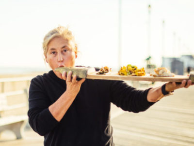 Jersey Bites, Marilyn Schlossbach, Women Chefs in NJ, Asbury Park, Julia Mullaney
