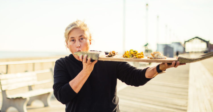 Jersey Bites, Marilyn Schlossbach, Women Chefs in NJ, Asbury Park, Julia Mullaney