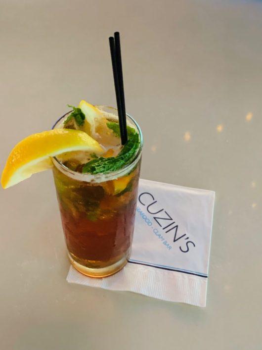 Cuzin's, Marlboro, Seafood, Cocktails, Gabrielle Garofalo, A Lady Walks into a Bar, Jersey Bites