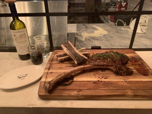 The Butcher's Block, Gabrielle Garofalo, A Lady Walks into a Bar, Long Branch, Jersey Bites