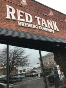 Red Tank Brewing exterior, Breweries, Brew Pubs, and Bars, Red Bank, Jersey Bites, Peter Culos, Beer Guy
