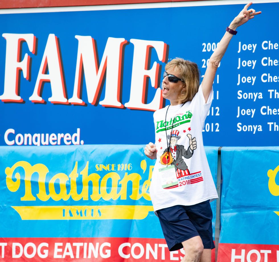 NJ Superintendent to Compete in Nathan's Famous Hot Dog