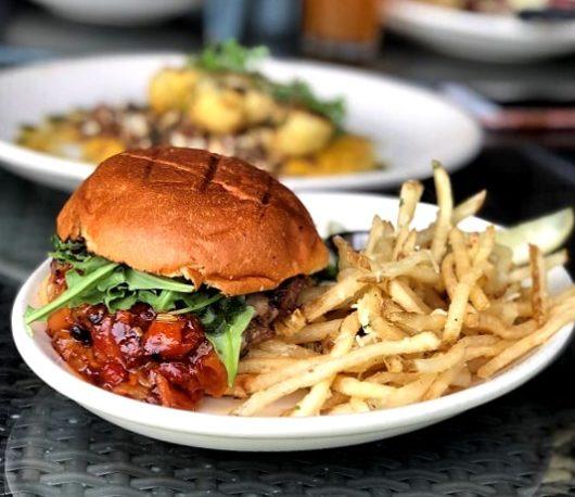 Creek Burger