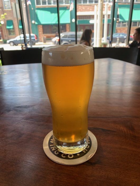 Triumph Brewing, Gabrielle Garofalo, A Lady Walks into a Bar, Jersey Bites, Red Bank, Monmouth County